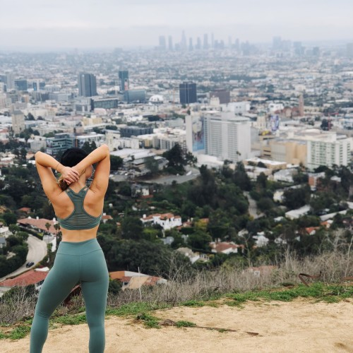 Spring Fitness Routine: Get Outside