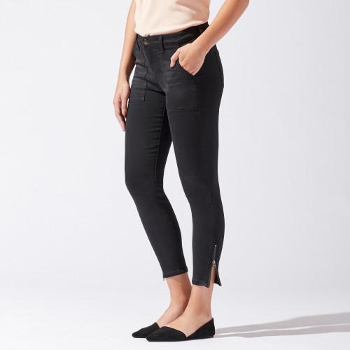 Fall Wardrobe Checklist: Cargo Skinny Jeans