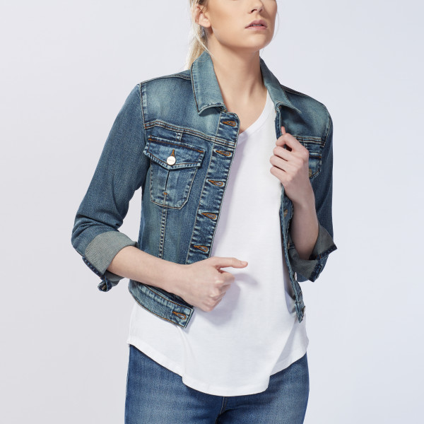 Fashion in Your 20s: Denim Jacket