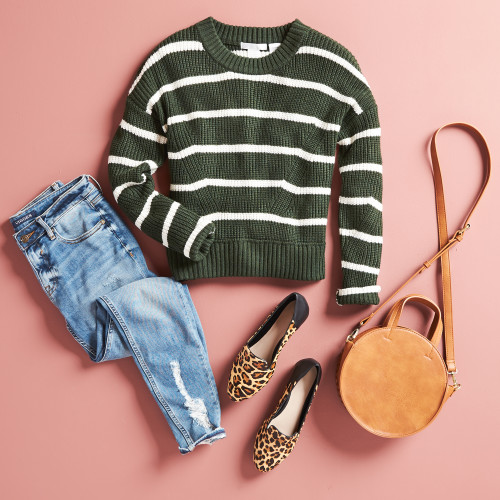 fall sweaters - chunky knit