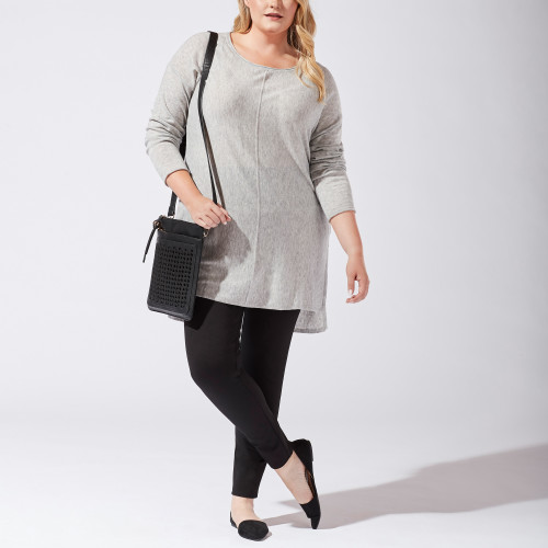 Fall Wardrobe Checklist: Tunic Sweater Dress