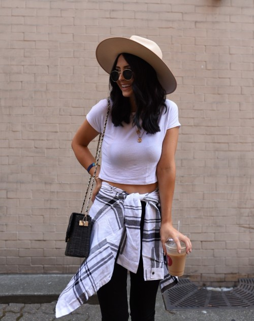Plaid Shirts: Plaid Outfit Ideas
