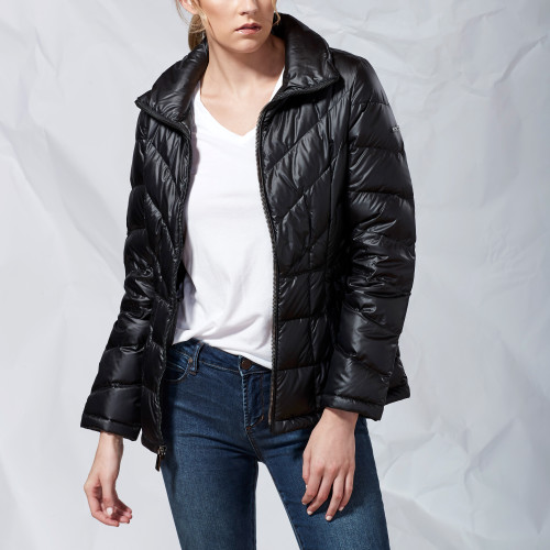 fall and winter essentials: lightweight puffer jacket