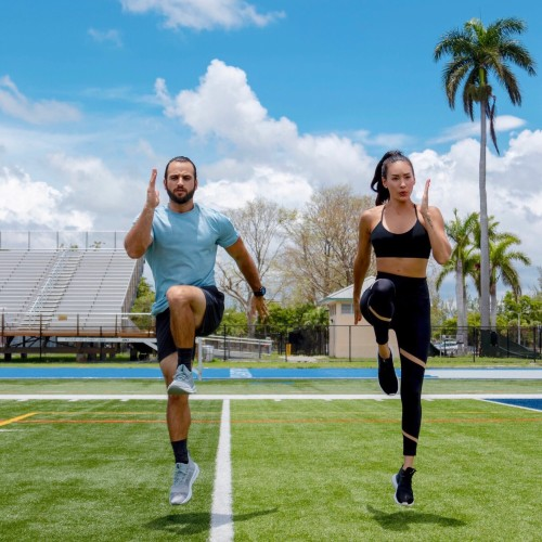 couples workouts: training