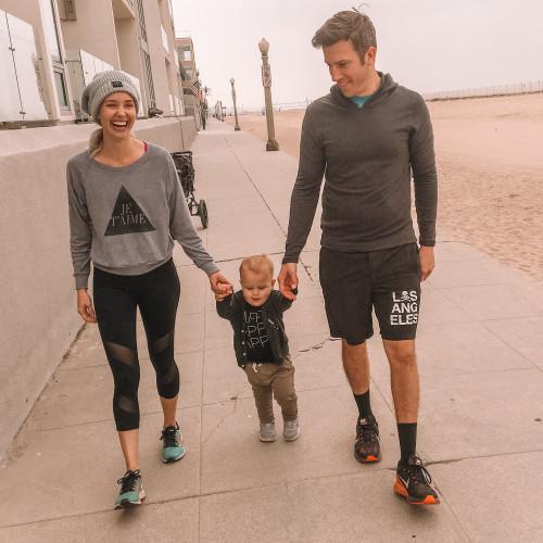 thanksgiving workout : walk