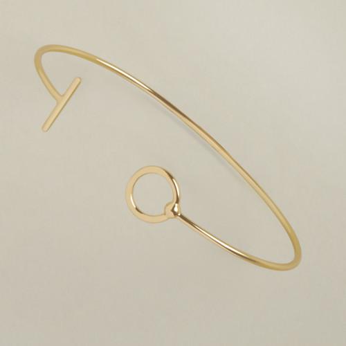 winter accessories: bracelet