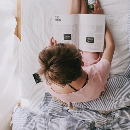 resolutions vs. goals: reading