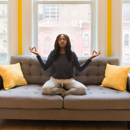 healthy habits: meditation