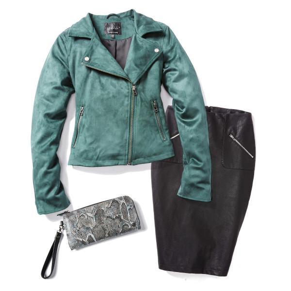 Fall Wardrobe Essentials: Suede