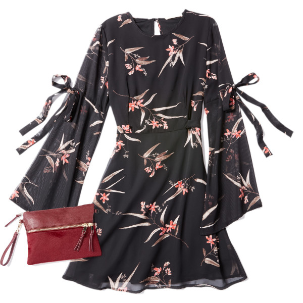 Fall Wardrobe Essentials: Florals