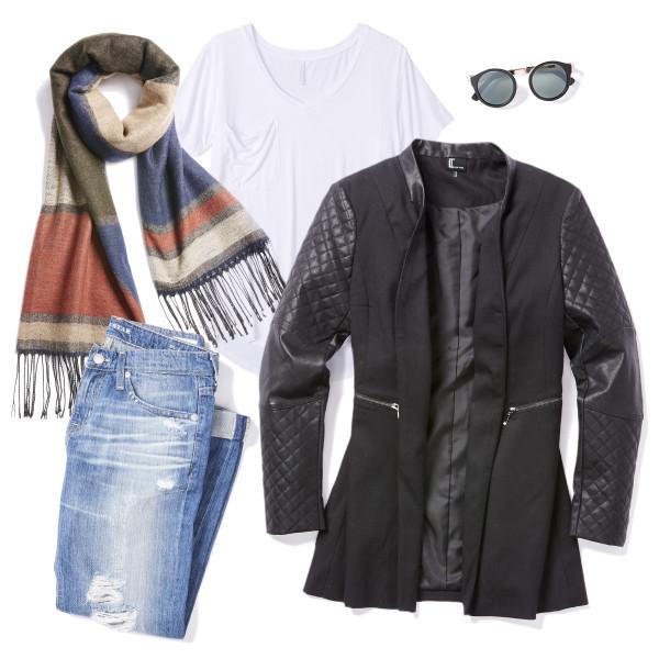 Fall Wardrobe Essentials: Scarves