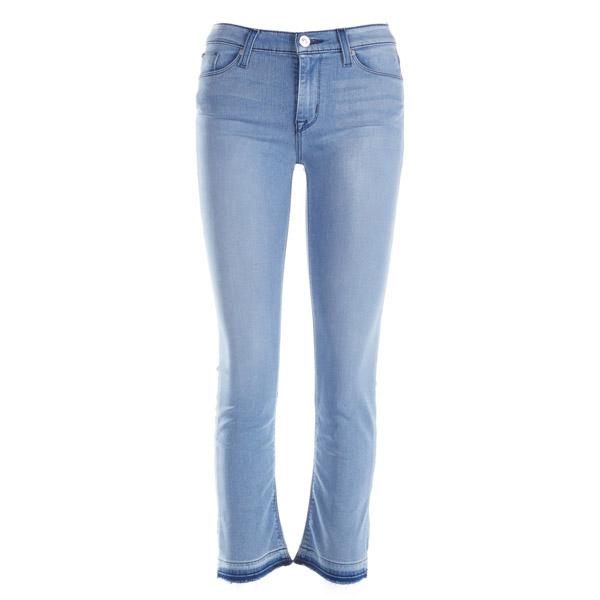Summer Denim Trend: Straight Leg Crop