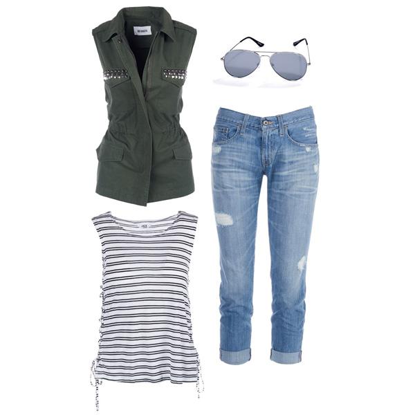 Denim Trend: Streetwear Edge
